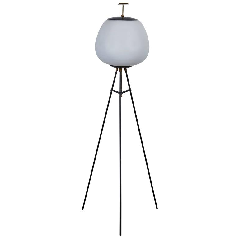 Tripod Floor Lamp by Stilnovo