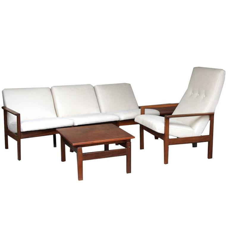 Pastoe Living Room Or Sofa Set By Yngve Ekstrm The Netherlands 1959 1