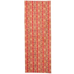 Late 19th Century Russian Roller Printed Cotton Cloth