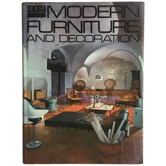 Robert Harling, Modern Furniture and Decoration, 1972