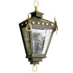 Old World Brass Paris Lantern