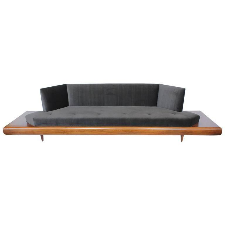 Stylish Midcentury Sofa by Adrian Pearsall 1