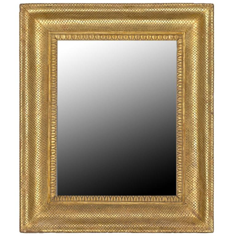 "18th Century Italian ""Deco"" Molding Frame"