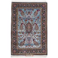 Magnificent Silk Rugs, Persian Rugs from Isfahan