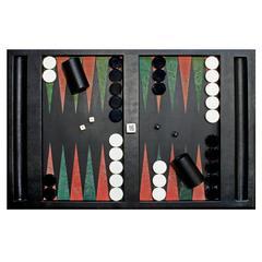 Karl Springer Backgammon Board, 1992