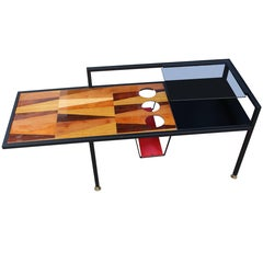 Italian 1950s Coffee Table By Gimo Fero