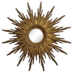Mid-Century Modern Convex Mirrors