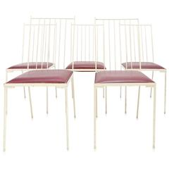 Italian Wire Chairs, 1950s
