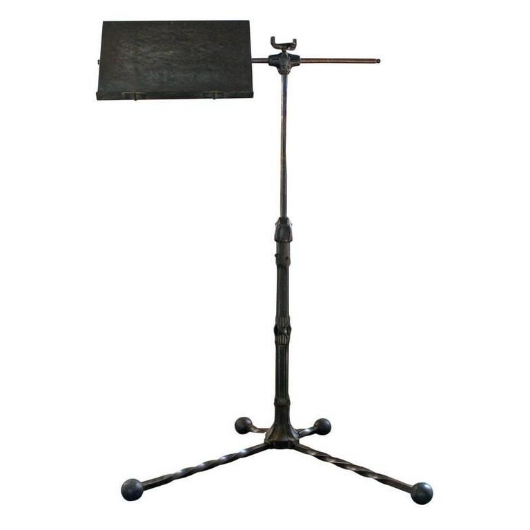 little squire music stand for sale at 1stdibs. Black Bedroom Furniture Sets. Home Design Ideas