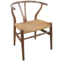 Early Hans Wegner CH24 'Wishbone' Chair