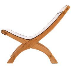 Clara Porset Butaque Lounge Chair