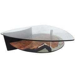 Contemporary Modern Sculptural Coffee Table