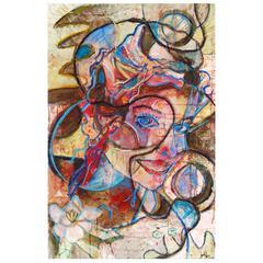 Abstract Art Amelia Series