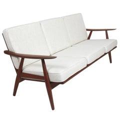 Danish Modern Sofa by Hans Wegner