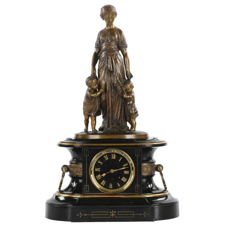 japy freres antique clock