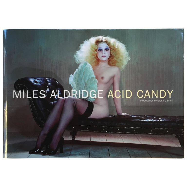 Miles Aldridge -  Acid Candy 1st ed. Signed For Sale