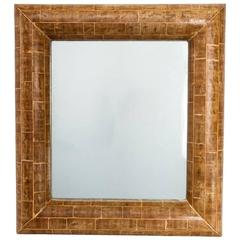 Mirror in a Tessellated Frame