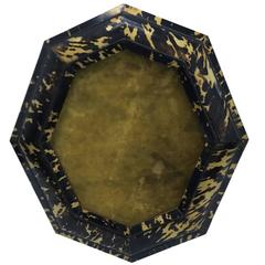 Antique Italian's faux Tortoise Shell Frame, circa 1850