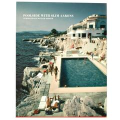 """""""Poolside with Slim Aarons"""" Book, First Edition"""