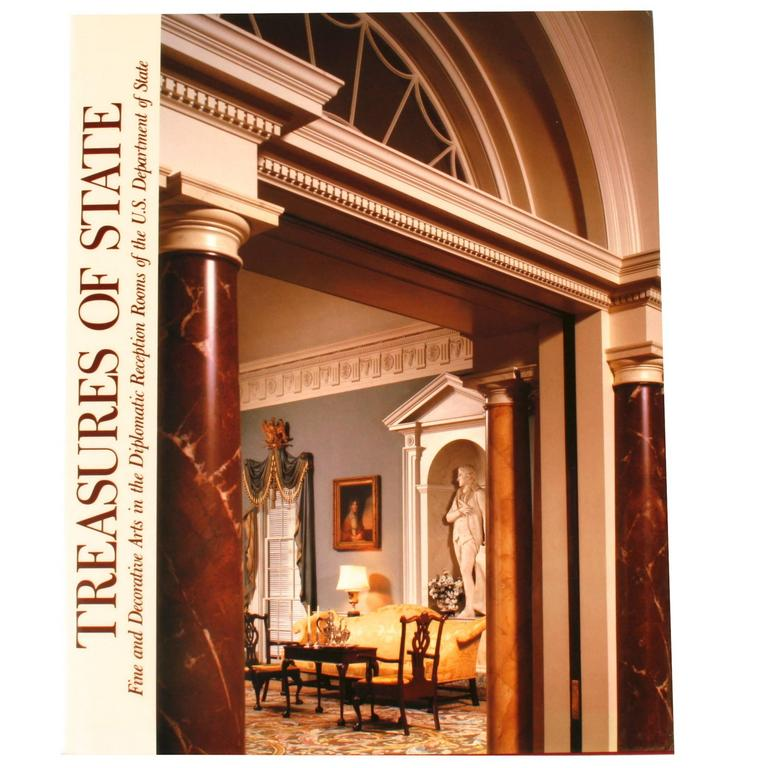 Treasures of state fine and decorative arts in diplomatic for State of the art furniture