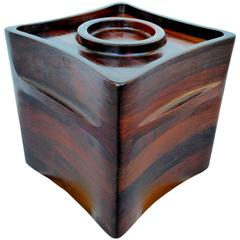 Rosewood Ice Bucket by Jens Quistgaard for Dansk