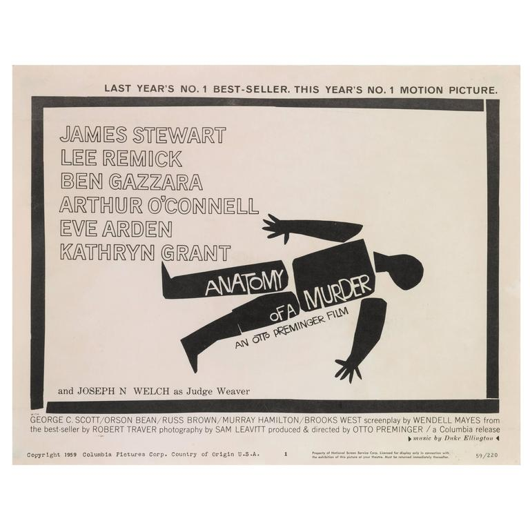 Vertigo Original Us Movie Poster For Sale At 1stdibs