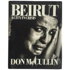 Don McCullin,Beirut, a City in Crisis