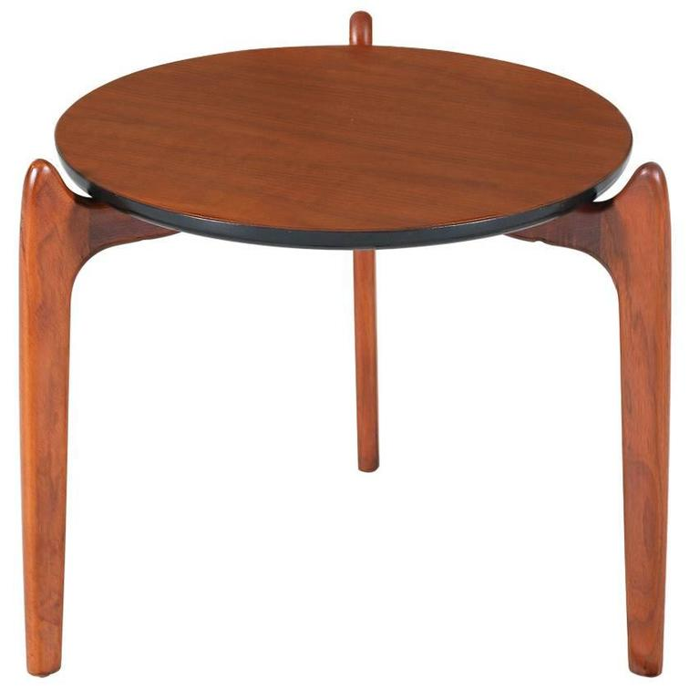 Adrian Pearsal Model-2496 Side Table for Craft Associates