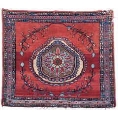 Exceptional Late 19th Century Lillihan Square Rug
