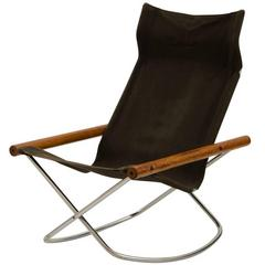 Takeshi Nii NY Rocking Chair, circa 1960
