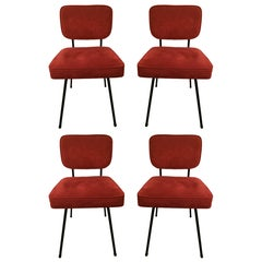 Set of Four Chairs by Andre Simard Airborne