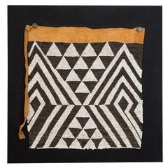 Early 20th Century Yei Beaded Apron, Botswana