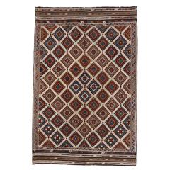 Antique Cappadocian Zili Flat-Weave