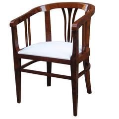 Fine Single Biedermeier Armchair