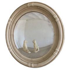 Regency-Style Convex Mirror