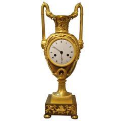 Empire French Mantel Clock, 1805
