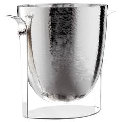 Champagne Silver Bucket