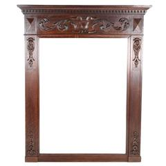 Renaissance Revival French Mirror, circa 1910-1920