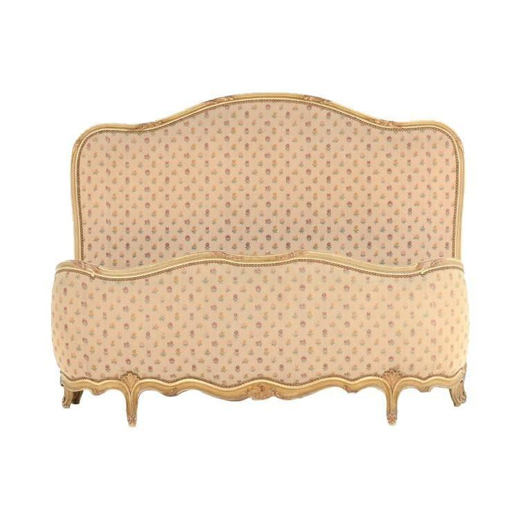 French Bed In Classic Corbeille Style At 1stdibs