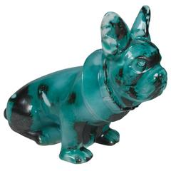 French Bulldog Sculpture by Colette Gueden for Primavera
