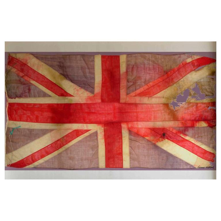 Vivienne westwood union jack or union flag print for Decoration murale union jack