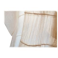 Contemporary Custom Italian Sheer Fabric and Curtain 'Sfilata'