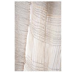 Contemporary Custom Italian Sheer Fabric and Curtain 'Finestrelle'