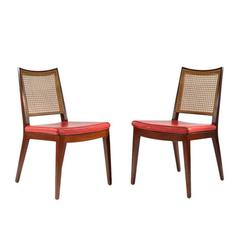 Pair of Side Chairs by Edward Wormley for Dunbar