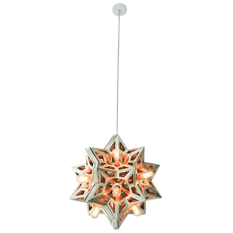 The Helix Chandelier For Sale