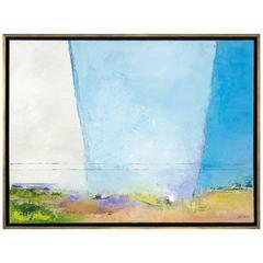 Gay Fraker Held, Changing Seasons #3, Painting