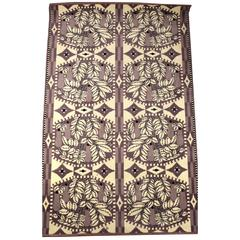 "Josef Hoffmann Carpet Runner ""Palais Stoclet"" by Backhausen"