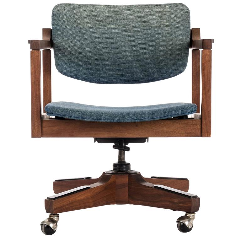 danish modern office chair by marden for sale at 1stdibs