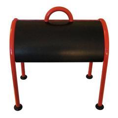 """Valigia"" Table Lamp Designed by Ettore Sottsass for Stilnovo, circa 1980, Italy"