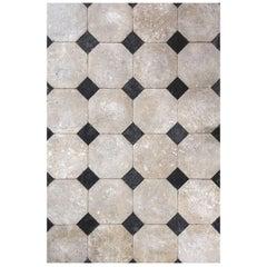 French Octagonal Limestone Flooring